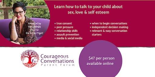 GOLD COAST - Courageous Conversations Parent Forum
