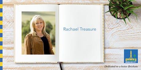 Meet Rachael Treasure - Carindale Library tickets