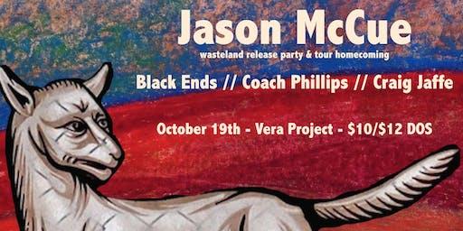Jason McCue | Black Ends | Coach Phillips | Craig Jaffe