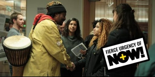 Belonging in Boston and Beyond: A Story-Share Event- Fierce Urgency of Now