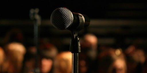 Present Like No-ones's Watching: Public Speaking Skills