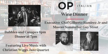 OP Jazz Wine Dinner tickets