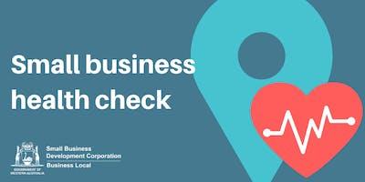 Free Workshop: Small Business Health Check (Mundaring)