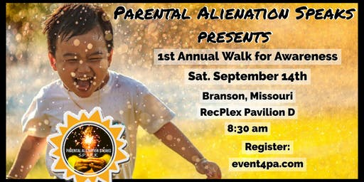 1st Annual Walk for Parental Alienation Awareness