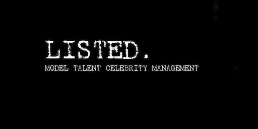 LISTED Management - Now Accepting Submissions