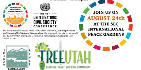 Commemorative Tree Planting with TreeUtah tickets