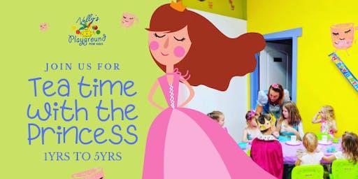 Thursday Tea Time with the Princess