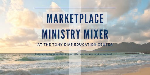 August Marketplace Ministry & Mixer