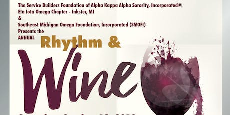 Rhythm & Wine tickets