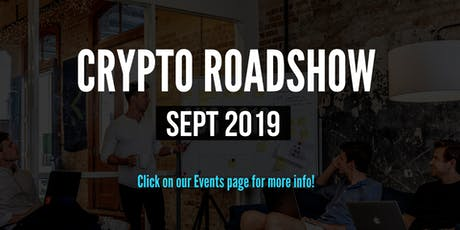 BRISBANE - The Inaugural Blockchain Australia National Meetup Roadshow tickets