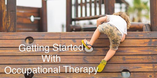 Getting Started With Occupational Therapy For Kids