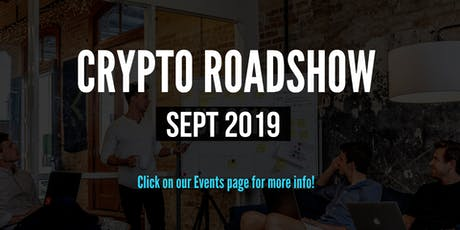 TOWNSVILLE - The Inaugural Blockchain Australia National Meetup Roadshow tickets
