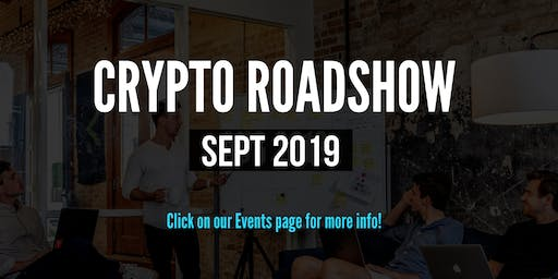 ADELAIDE -  The Inaugural Blockchain Australia National Meetup Roadshow