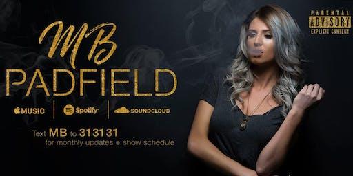 MB Padfield live at Brian Boru