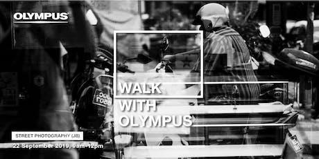 WALK WITH OLYMPUS- STREET PHOTOGRAPHY (JB) tickets