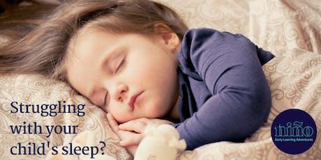 Infant & Toddler Rest & Sleep Information Session tickets