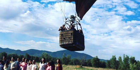 Balloon Air Ride in Valle de Guadalupe tickets