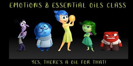 Emotions and Essential Oils - Diamond Club Class - All are Welcome tickets