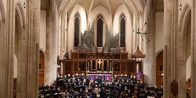 Magnificat! at St. David's, Episcopal Church, Roswell GA / Atlanta Baroque Orchestra and The Cathedral Schola