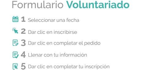 Voluntariado Centro de Acopio - II Semestre 2019 tickets