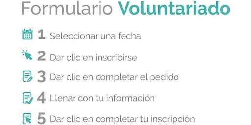 Voluntariado Centro de Acopio - II Semestre 2019