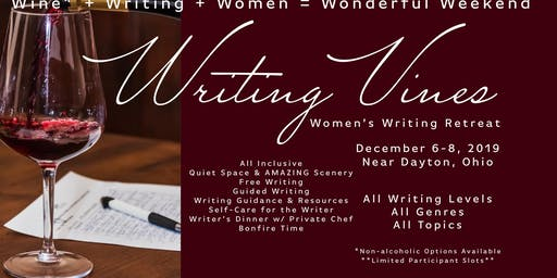 Writing Vines - Women's Writing Retreat