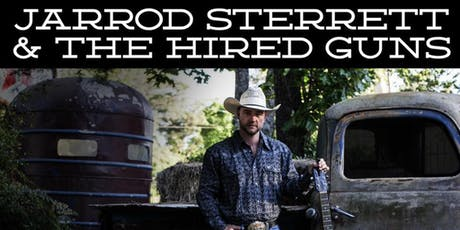 Jarrod Sterrett and the Hired Guns at Goodnight Charlie's tickets