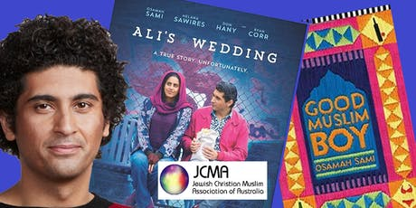 """""""This is a true story...""""? A night with Osama Sami, screening 'Ali's Wedding' tickets"""