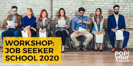 Job Seeker School 2020 tickets