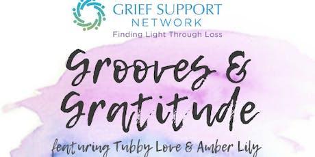 Grooves & Gratitude  tickets