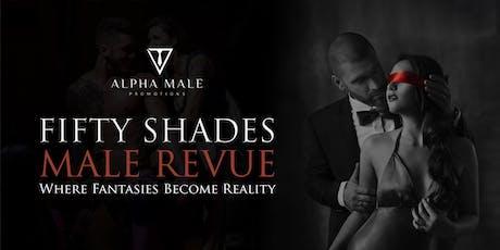 Fifty Shades Male Revue Colorado Springs tickets