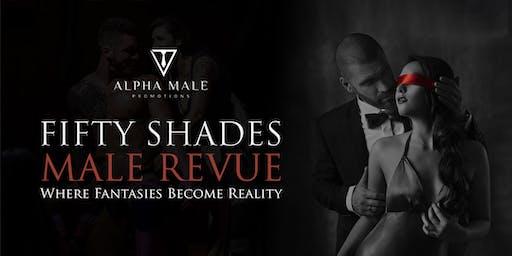 Fifty Shades Male Revue Colorado Springs