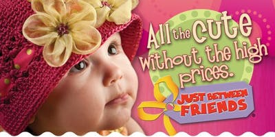 Prime time shopping $10 ($15 at door) Friday Sept. 27th At 12 pm (Bonus! Get A Free pass for the 50% off Pre-Sale Saturday) - Children must be in a stroller or strapped in a carrier