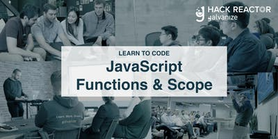 Learn to Code NYC: JavaScript Functions & Scope