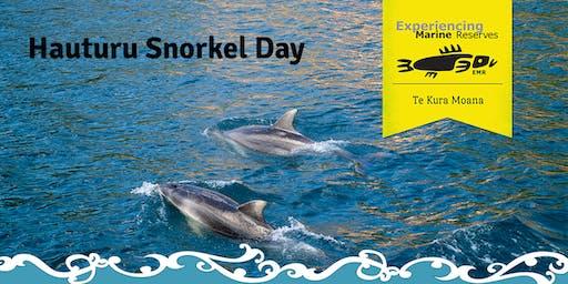 Hauturu Snorkel Days