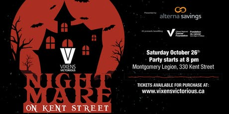 Nightmare on Kent Street tickets
