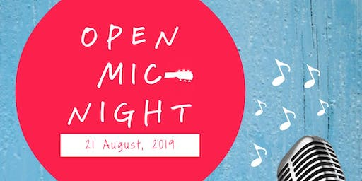 Open Mic Night- Young Adults Edition