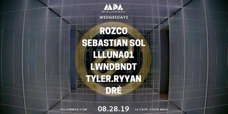 MDA Wednesdays The Link OC Showcase tickets