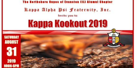 Northshore Nupes Kappa Kookout tickets