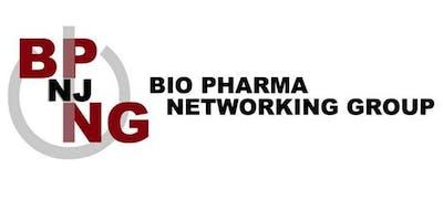 NJ Bio Pharma Networking Group (NJBPNG) August 2019 Meeting