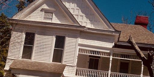 Oxford, Al. Halloween Tour/Paranormal Investigation 1880's  Historic  Home
