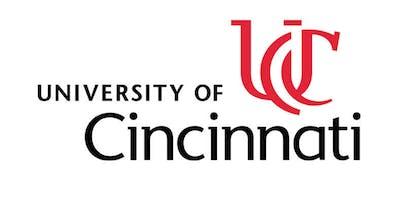 University of Cincinnati Representative Visit
