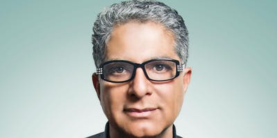 An Evening with Deepak Chopra