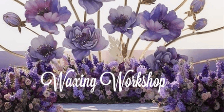 Waxing Workshop by Nue Brows to Brazilians tickets