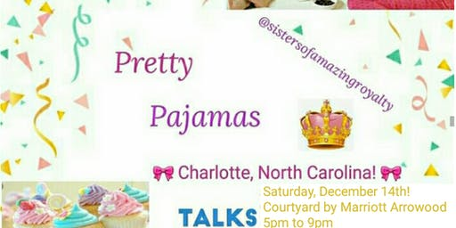 Pretty Pajamas Talks N Treats