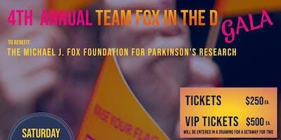 4th Annual Team Fox in the D Gala