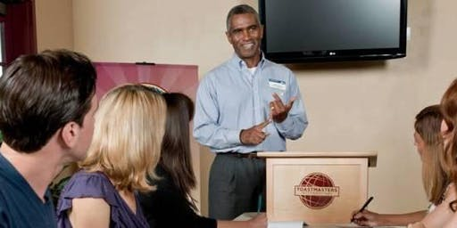 Canyon Lake Chamber of Commerce Toastmasters