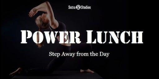 Power Lunch Yoga | Sutra Roosevelt Phoenix