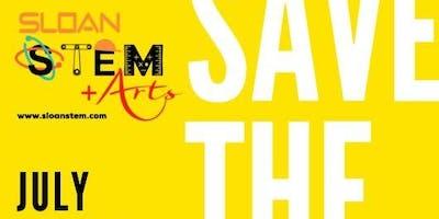 Reserve Spot for SLOAN STEM+Arts 2020 Summer Camp
