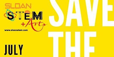 SLOAN STEM+Arts 2020 Summer Camp tickets